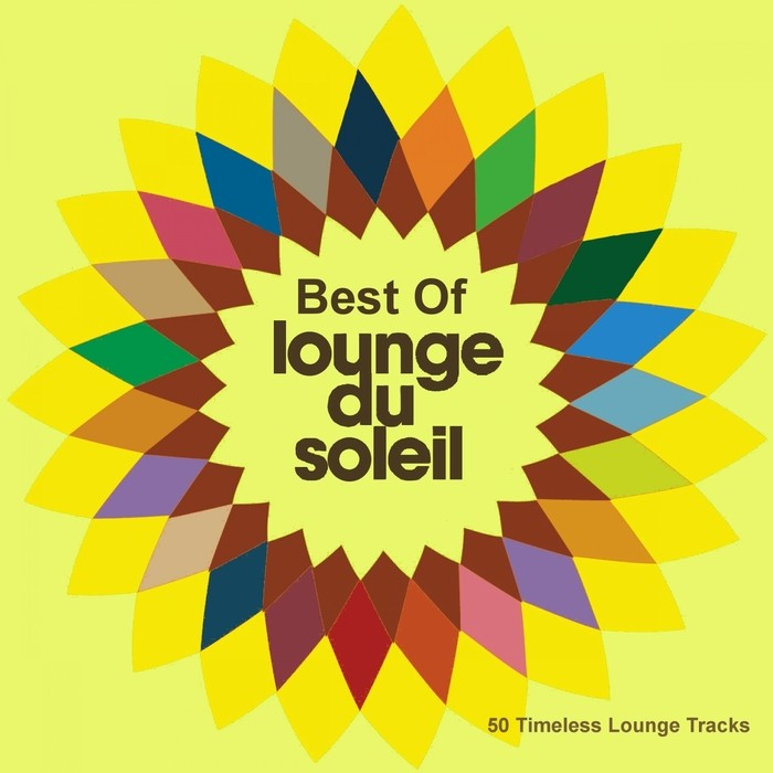 """Lemongrassmusicpresent a selection of the best 50 tracks from the highly acclaimed compilation series""""Lounge Du Soleil""""."""